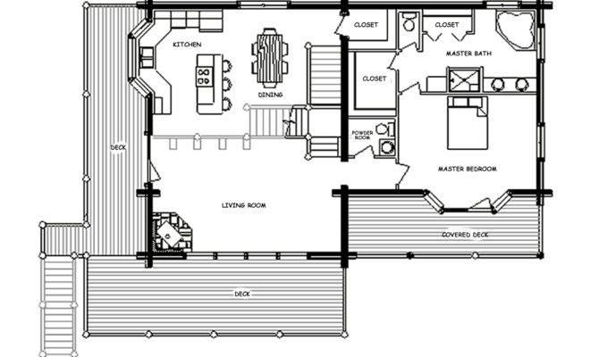 Chalet Home Floor Plans House