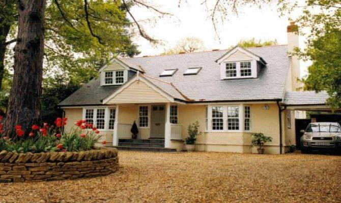 Chalet Style Homes Bungalow