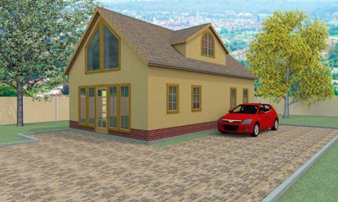 Chalet Style House Designs Burleygate Houseplansdirect