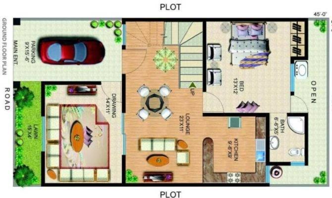 Chapal Uptown Karachi Payment Plan Floor Layout