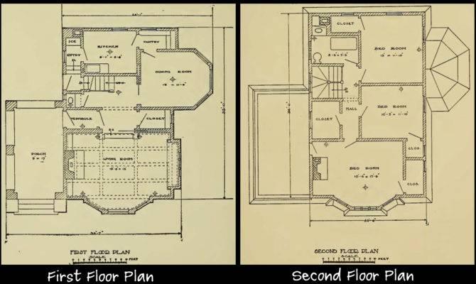 Charmed House Floor Plan Via Blogspot