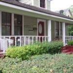 Charming Bungalow Has Length Front Porch Intimate