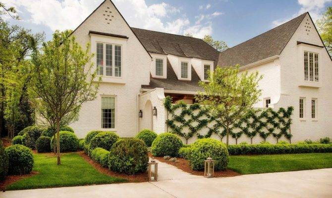 Charming English Country House Nashville Modern