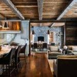 Charming Rustic Cottage Framing Dramatic Views Lake Joseph