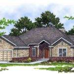 Charming Traditional Ranch Home Plan