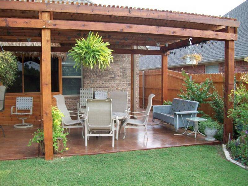 Cheap Backyard Patio Designs Architectural Design - Home ...