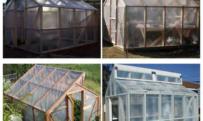 Cheap Diy Greenhouse Plans Off Grid World