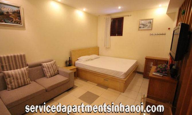 Cheap One Bedroom Apartment Rental Nguyen Street