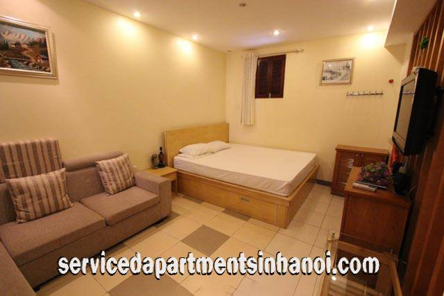Cheap One Bedroom Apartment Rental Nguyen Street