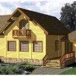 Cheap Prefabricated Modular Wooden House Small