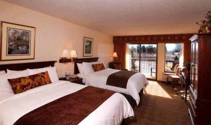 Chetola Bedroom Two Beds Balcony Mid Atlantic