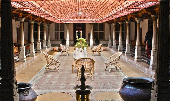 Chettinad Famous Its Palatial Ancestral Homes House