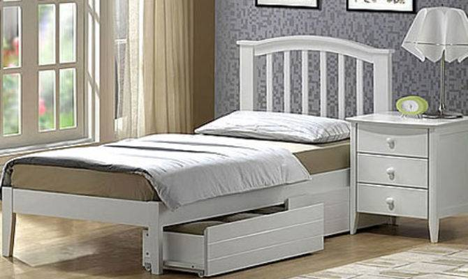 Chic Home Design Single Bed