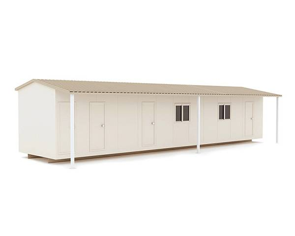 China Cheap One Bedroom Modular Homes Sale Prices