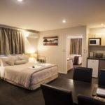 Christchurch Luxury Apartment Qualmark Star Bedroom