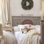 Christmas Little Cottage French Country