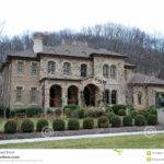 Christmas Stone Luxury Home Photography