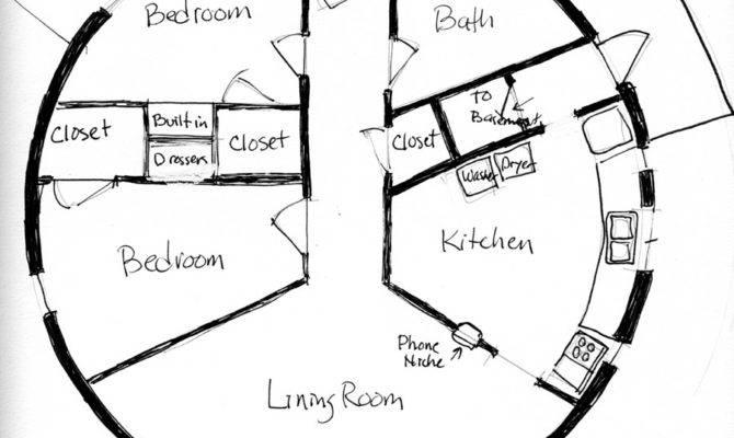 Circular Home Plans Floor