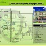 Civil Experts Marla Houses Plans