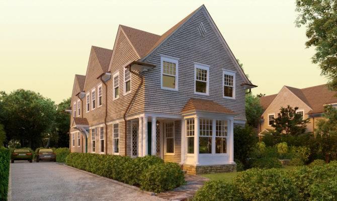 Clam Cove Shingle Style Home Plans David Neff Architect