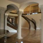 Class Your Home Columns Realm Design Inc