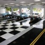 Classic Car Collector Garage Floor Cool Garages