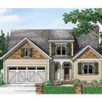 Classic Cottage Appeal Hwbdo Builderhouseplans