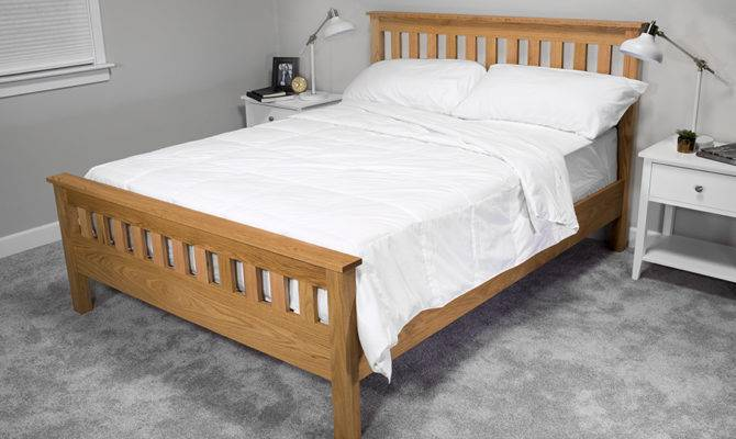 Classic Craftsman Style Queen Bed Buildsomething