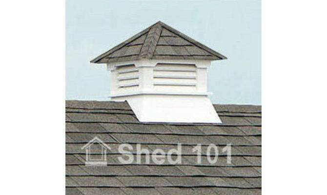 Classic Roof Cupola Plans Shed Garage Home Ebay