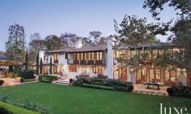 Classic Spanish Colonial Style House Features