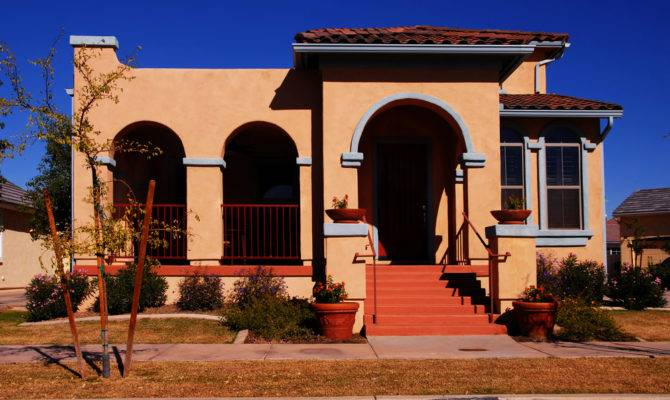 Classic Spanish Style Home Architecture South Pasadena