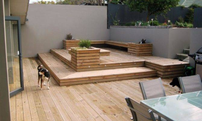 Classy Backyard Deck Designs Ideas Patio Space Decking