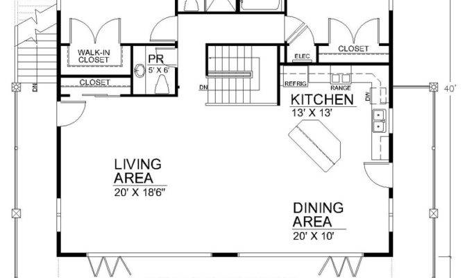 Clearview Piers Beach House Plans