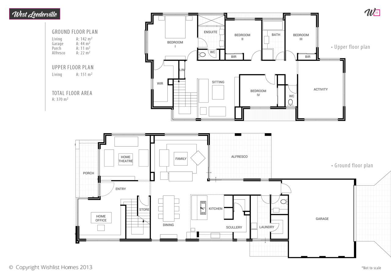 Cleverly Designed Double Storey House Fit Narrow Block