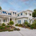 Coastal Caribbean House Plan Naples Architecture Weber Design