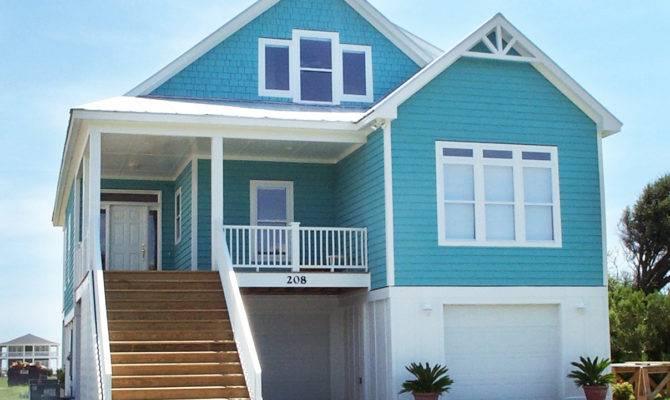 Coastal Cottage Master Architectural