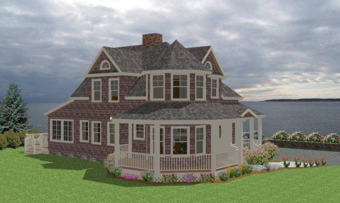 Coastal Exterior Cottage Colors Design Decoration Ideas House Plans
