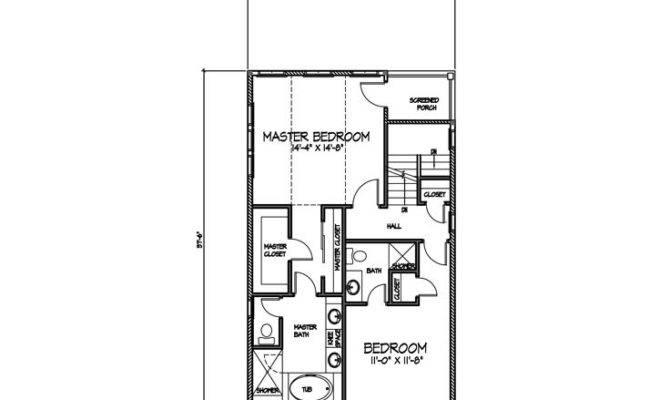 Coastal House Plans Story Beach Home Plan Design