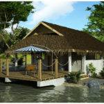 Coastal Life Farm Cottage Project Design Plan Deck Foundation