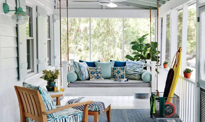 Coastal Living Beach House Style Ideas Design