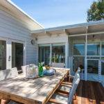 Coastal Style Beach House New Deck