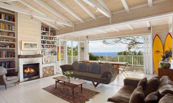 Coastal Style Beach House New South Wales Idesignarch