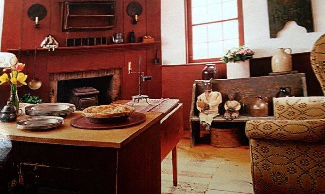 Colonial Keeping Room Ideas Pinterest