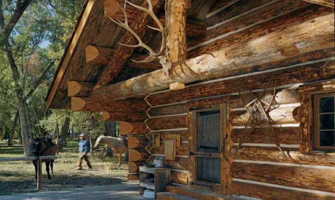 Colorado Small Log Cabin Kits Build