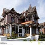 Colorful Victorian Style House