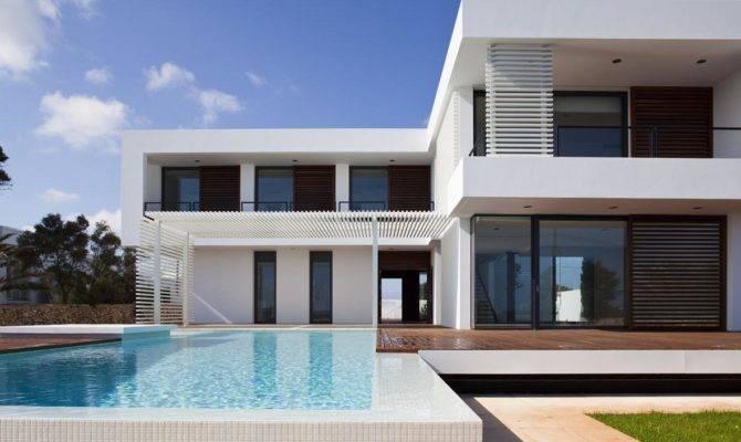 Comfortable Shaped Luxury House Design Plan Elegant Pool