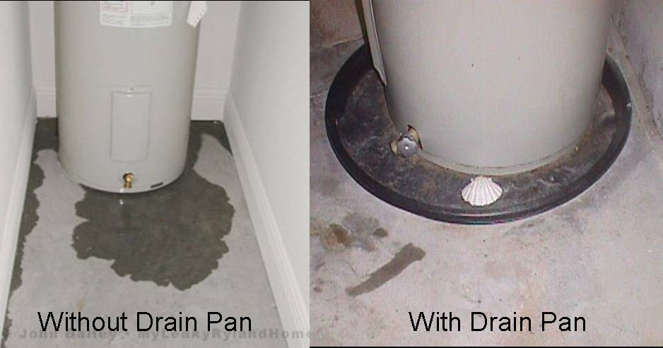 Comments Off Water Heater Drain Pans They Required News