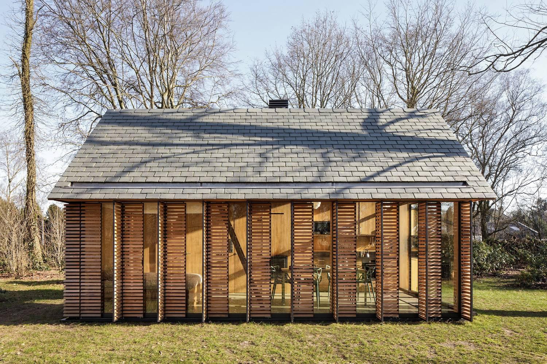Compact Recreation House Zecc Architecten Your