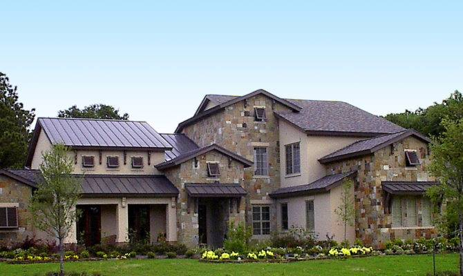 Compelling Hill Country House Plan