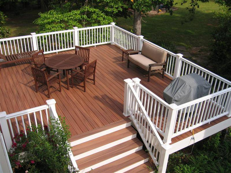 Composite Deck Railing Designs
